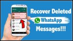 How to download Deleted WhatsApp Media Again?