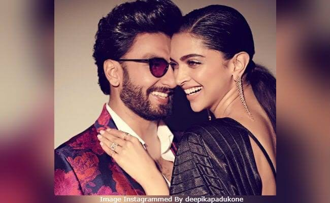 """Cutie No.1, Hottie No. 1 and Husband No. 1"" says Deepika as she shows her PDA for Ranveer on his latest Photoshoot!"