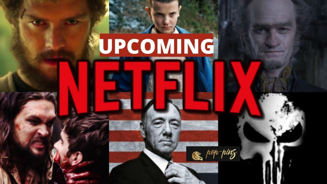 upcoming netflix shows